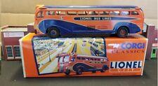 Corgi 539021(N)  Yellow Coach 743 Bus 1/50 LIONEL BUS LINES