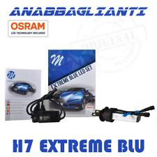 2x Lampade H7 Led 5200Lm Extreme Blu 6500K Anabbaglianti VW Polo 6R 6C 2009-2017