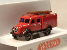 Wiking Magirus TLF 16, Feuerwehr - 0961 39 - 1:160
