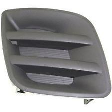 2009-2012 RAV4 Front PASSENGER Bumper Lower Grille Fog Light Insert Bezel NEW