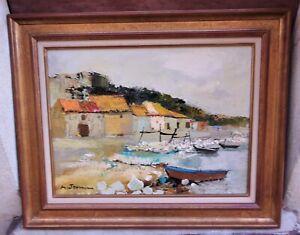 Le port de Gruissan par michel Jouenne