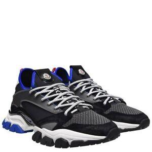 MONCLER Men's Trevor Shoes / Sneakers Size 44 US 10-11 NEW CONDITION