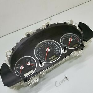 2004-2008 CHRYSLER CROSSFIRE INSTRUMENT CLUSTER SPEEDOMETER 1935420101 OEM