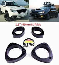 "Lift Kit for Subaru Impreza 07-16 Forester08-18 XV Exiga 1,6"" 40mm strut spacers"