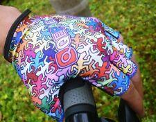 Fahrradhandschuhe Sport halb Finger Handschuhe outdoor Gloves Qepae F047 neu