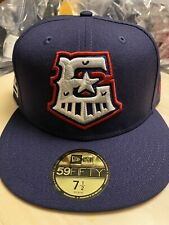 Round Rock Express New Era 59Fifty MiLB Call Up 2.0 Hat Men's Size 7 1/2
