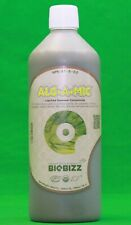 BIOBIZZ : ALG-A-MIC Liquified Seaweed Concentrate , 1 LITER  0.1 - 0 - 0.2