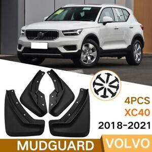 FOR 2018-2020 21 Volvo XC40 Accessory Splash Guards Mud Flaps Mud Guards Fender