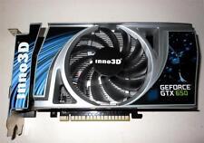 Inno3D GeForce GTX 650 1GB 128Bit GDDR5 HDMI DP PCI-E x16 Nvidia Video Card!