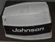 DM1T17349 Johnson 70 HP 3 CYL Engine Cover Cowl ASSY PN 0432096 Fits 1989-2001