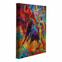 Blend Cota The Bullfighter Wrap 11 x 14 Gallery Wrapped Canvas