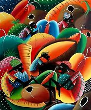 Original Art Painting Cuban Artist Cuba JANIER SANCHEZ 05