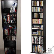 Wooden CD & Video Racks | eBay