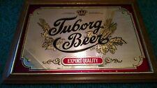 Tuborg beer mirror