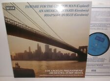 SPA 525 Copland Fanfare For The Common Man Gershwin An American In Paris Mehta