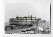 rp6887 - UK Naval Stores Ship - RFA Regent  - photo 6x4