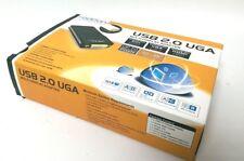 New Plugable USB 2.0 UGA USB Display Adapter