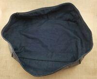 Longaberger Denim Fabric Liner for the Letter Tray Basket