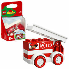10917 LEGO DUPLO Creative Play Fire Truck 6 Pieces Age 1½ Years+