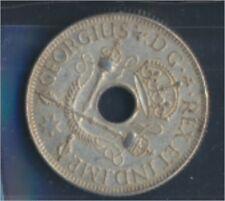 Neuguinea 5 1935 vorzüglich Silber 1935 1 Shilling Zepter (8977170