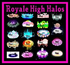ROBLOX ROYALE HIGH - HALO & ACCESSORIES RH, DIAMONDS - CHEAPEST PRICES