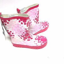 Trespass Angel Welly Boot Junior Gummistiefel Stiefel Kinder Gr. 35 pink