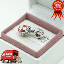 Pandora, Merry Christmas Bauble, Pendant, Bracelet Charm 792008CZ
