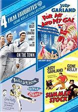 4 FILM FAVORITES: GENE KELLY COLLECTION (4PC) - DVD - Region 1