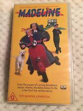 Madeline - VHS Video Tape