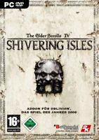 The Elder Scrolls IV: Oblivion - Shivering Isles Add-on Neue Länder Kreaturen !
