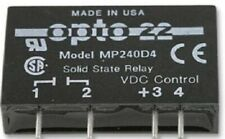 Relè MP240D4 OPTO22 -  240 VAC, 4 Amp, DC Control Solid State Relay (SSR)