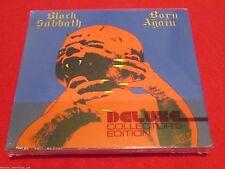 BLACK SABBATH - BORN AGAIN - 2 CD - DELUXE COLLECTOR'S EDITION - SEALED NEW