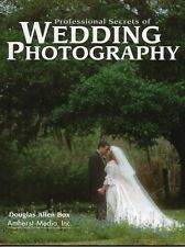 Four+One Useful Books For Wedding Photographers. All Unused. A Must For Business