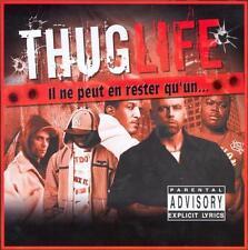 CD NEUF scellé - THUG LIFE - IL NE PEUT EN RESTER QU'UN - C68