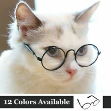 Cat Glasses Cool Sunglasses For Small Dogs Funny Eye-wear Pet Supplies Goggles
