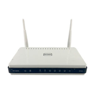 D-Link DIR-825 B1 300 Mbps 4-Port Gigabit Wireless N Quadband Home Router