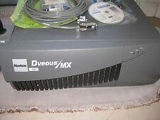 Abekas DVeous MX GrassValley MX SD-HD Digital Effects System & control panel