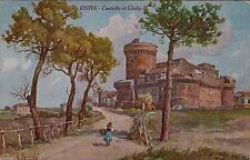 # OSTIA: CASTELLO DI GIULIO II