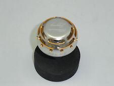 UJ PRK 40 II Knob for Shimano Curado 300 Saragosa Stella Talica reel Silver/Gold