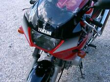 YAMAHA TRX850/DARK TINT HEADLIGHT PROTECTOR