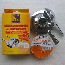Pastenbrenner Fondue Brenner Ersatz Brennpaste