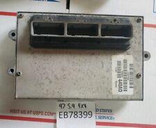 Engine Computer Programmed Plug/&Play 1997 Dodge Ram Van 56040371AB 5.2L AT PCM