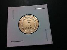 DENMARK COIN- 5 ORE 1964- BRONZE !!!