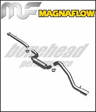 Magnaflow 16821: Street Cat Back Exhaust 07-09 Mazdaspeed 3 Turbocharged 2.3L