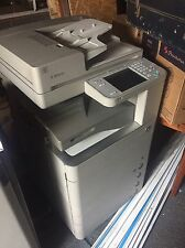 Canon Image Runner Advance C5051i Printer Copy Scan Booklet Maker Folding Unit
