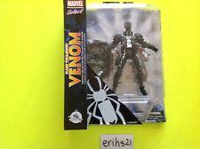 "Marvel Select AGENT VENOM 7"" inch action figure Disney store Flash Thompson"