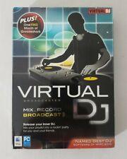 Virtual Dj Broadcaster Mix Record DJ Software For Mac/Windows LKNW