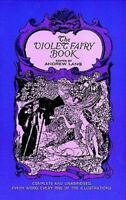 The Violet Fairy Book (Dover Children's Classics) by Lang, Andrew