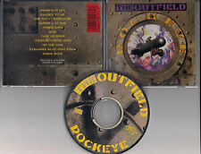THE OUTFIELD - Rockeye CD AOR 1ST PRESS MCA 1992 JOURNEY LITTERER HARLAN CAGE