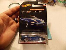 Hot Wheels 50th Anniversary Chevy Camaro Walmart '95 Camaro Convertible